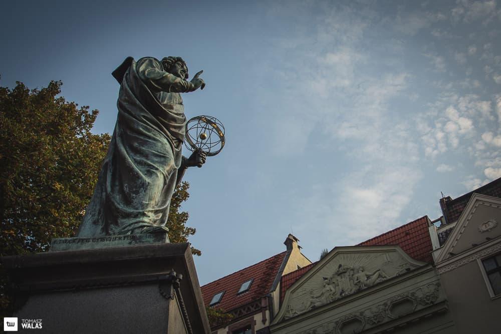 Toruń. Kopernik, pierniki i ojciec dyrektor.