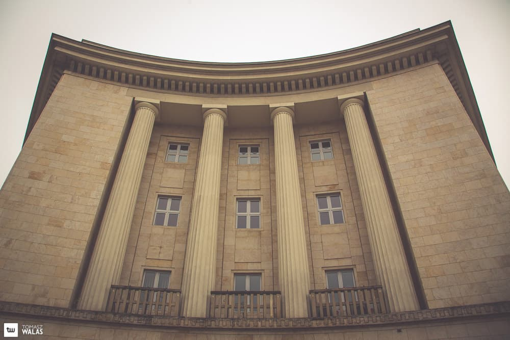 Poznań, aleje Marcinkowskiego