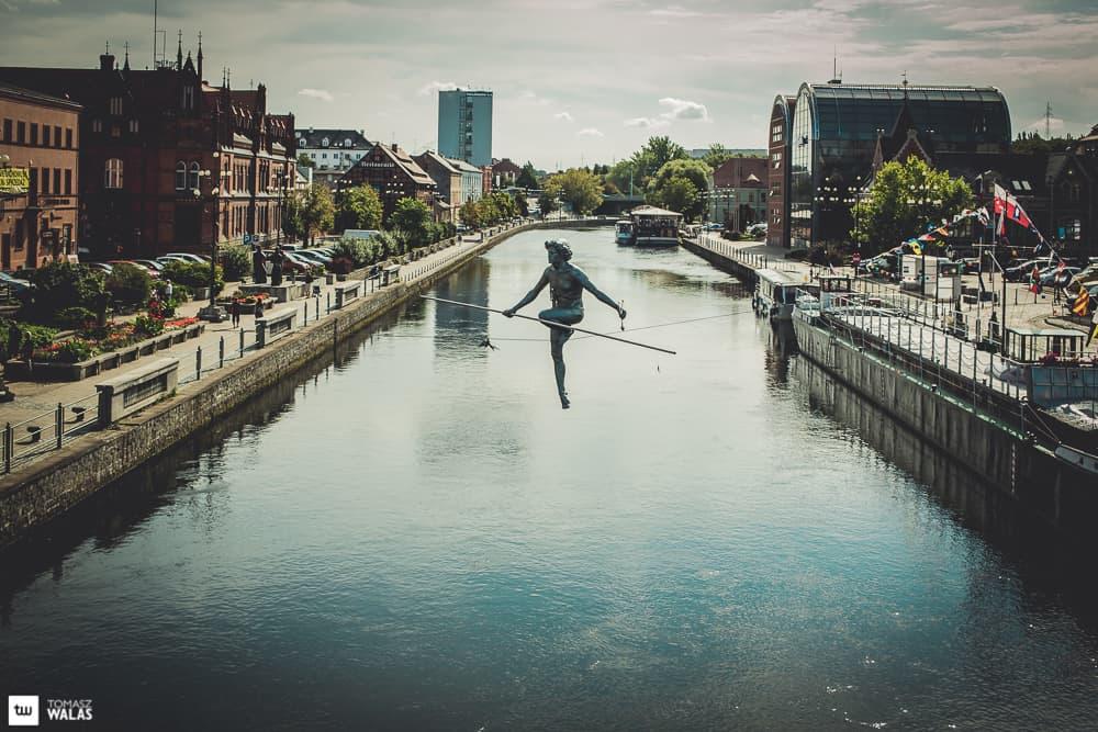 Bydgoszcz, miasto nad rzeką