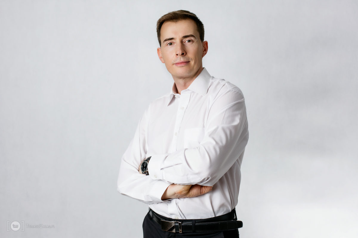 Aleksander - fotografia biznesowa